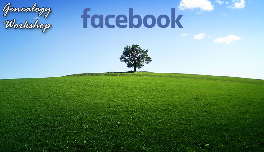 Using Facebook for Genealogy Research